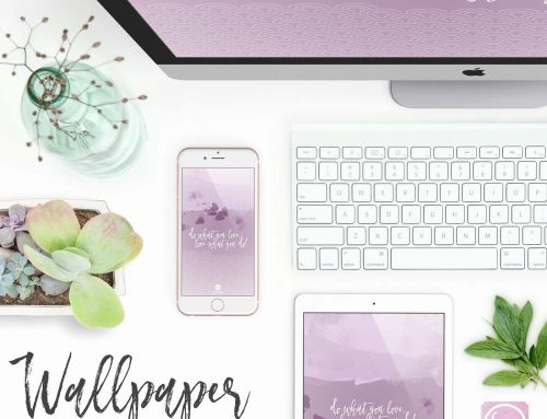 { Freebie } Wallpapers Nekosign « Love what you do »