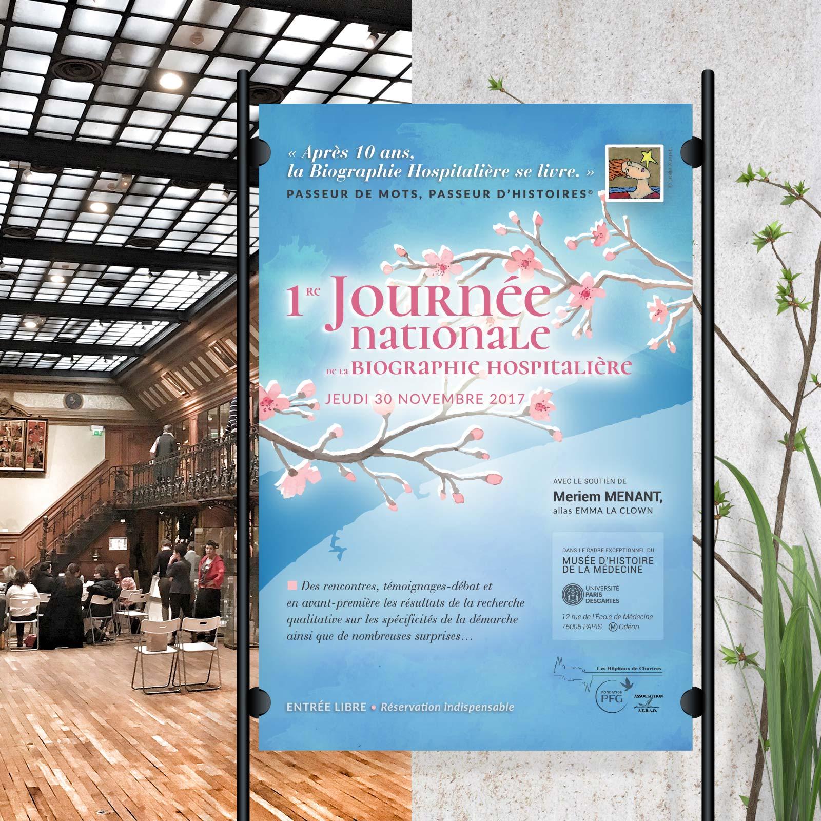 Journée nationale de la bio hospitalière - Documents évènementiels