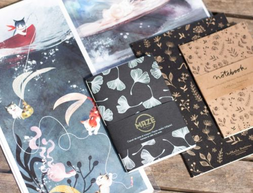 { To shop } Affiches et carnets d'artiste