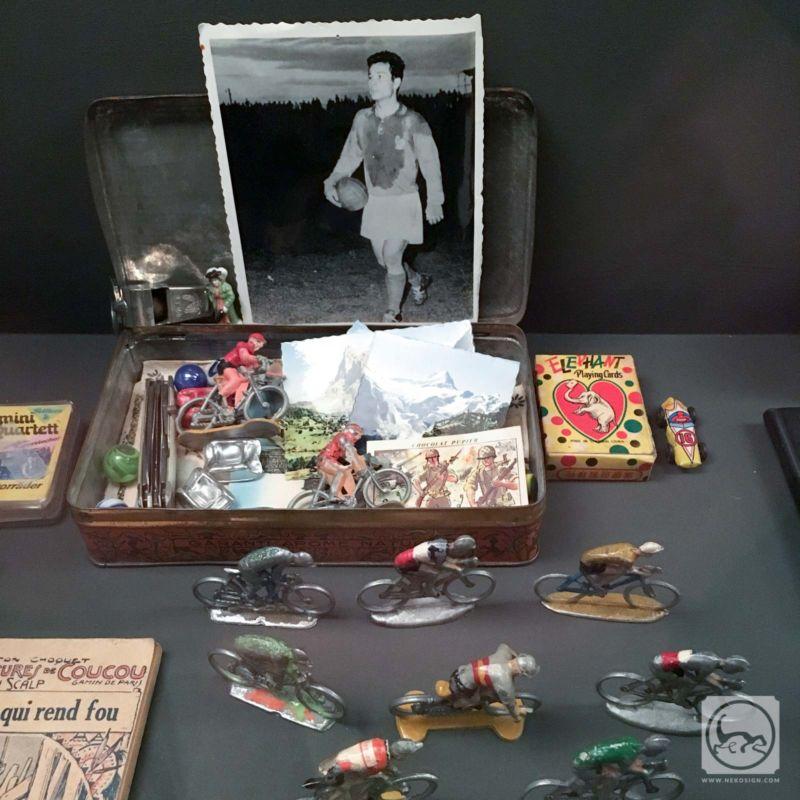 Amélie Poulain - Les accessoires d'un personnage qu'Amélie aide