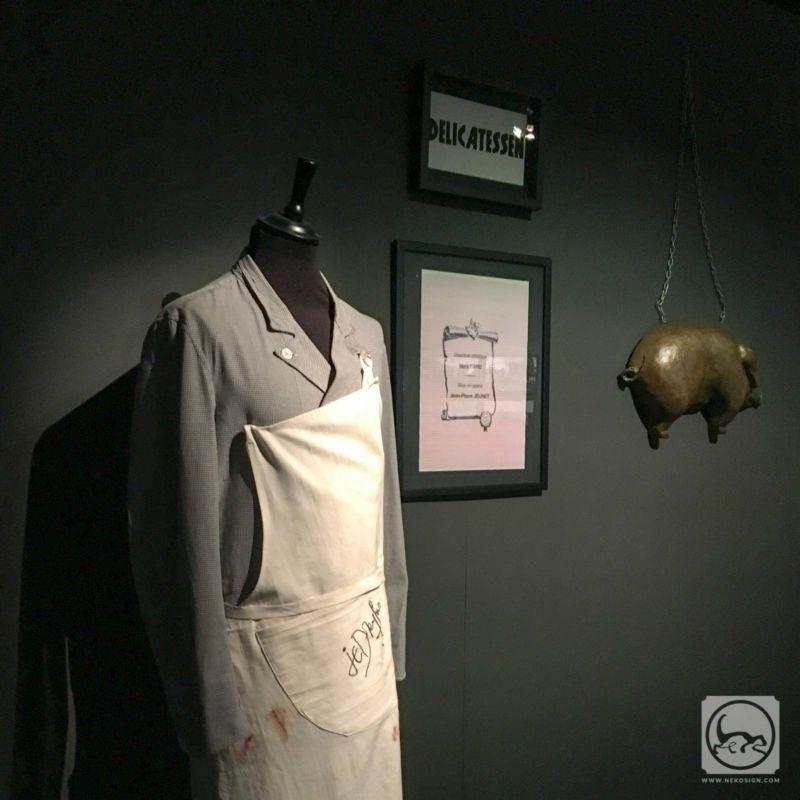 Delicatessen - Les accessoires du film