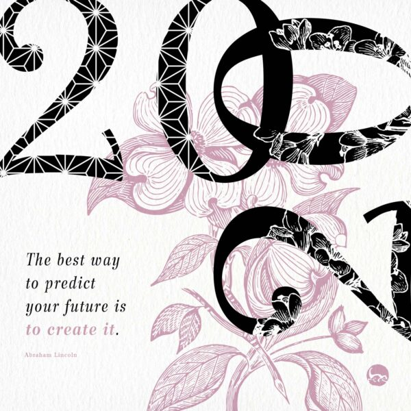Carte de vœux Nekosign 2020