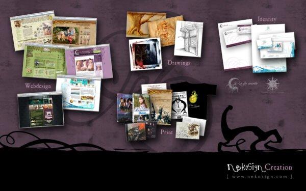 Mini-book Création 2009