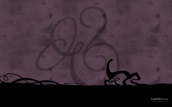 Wallpaper Nekosign 2009